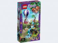 LEGO® Friends Tiger-Rettung mit Heißluftballon 41423