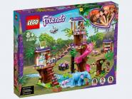 LEGO® Friends Tierrettungsstation im Dschungel 41424