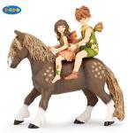 Papo Elfenkinder auf Pony 39011