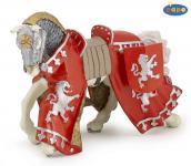 Papo Prinz Richards Pferd, rot 39772