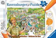 Ravensburger tiptoi Puzzle Zoo tiptoi Spiele/Puzzles