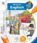 Ravensburger tiptoi Bücher WWW5 Wir lernen Englisch