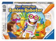 Ravensburger Der hungr.Zahlen-Roboter, tiptoi Spiele/Puzzles 007066
