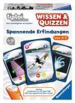 Ravensburger Wissen&Quizzen:Erfindungen, tiptoi Spiele/Puzzles 007509