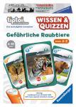 Ravensburger Wissen&Quizzen:Raubtiere, tiptoi Spiele/Puzzles 007523
