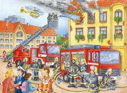 Ravensburger Unsere Feuerwehr 100 Teile Puzzle XXL