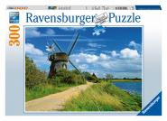 Ravensburger Kinderpuzzle Windmühle Charlotte, Geltinger Birk 300 Teile