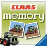 Ravensburger CLA: Claas memory®, Lustige Kinderspiele 221714