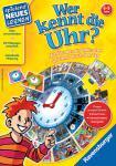 Ravensburger Wer kennt die Uhr? Spielen und Lernen