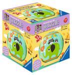 Ravensburger 3D Puzzle-Ball 54 Teile Freundschafts-Eulen