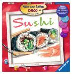 Ravensburger Malen nach Zahlen Serie Deco Sushi