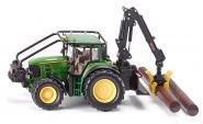 Siku Farmer John Deere Forsttraktor 4063