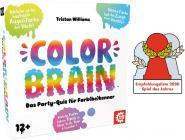 Gamefactory Color Brain Party - Quiz - Spiel ab 12 Jahren