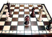 Wegiel Schach Set Ace