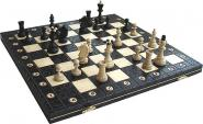 Wegiel Schach Set Junior black