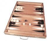 Wegiel Backgammon Eiche natur Medium