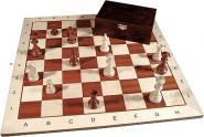 Wegiel Schach Set Turnier Master Box