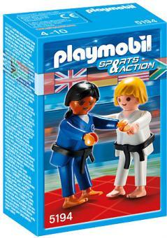 PLAYMOBIL® 2 Judokas 5194