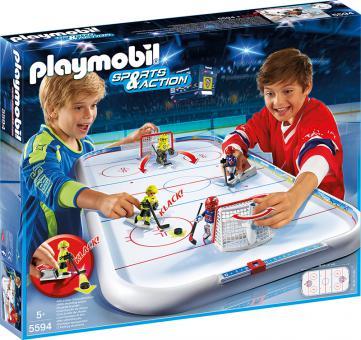 Playmobil Eishockey-Arena 4008789055941