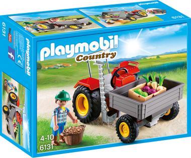 Playmobil Ladetraktor  6131