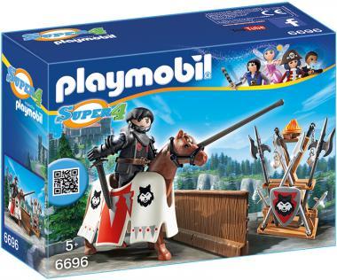 Playmobil Rypan - Wache des Schwarzen Barons 6696