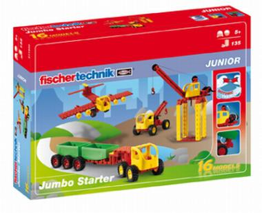 Fischertechnik JUNIOR Jumbo Starter  511930