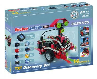 Fischertechnik ROBOTICS TXT Discovery Set    524328