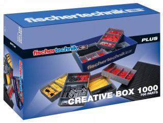 Fischertechnik PLUS Creative Box 1000 91082