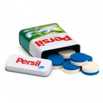 Erzi Kaufladen Waschmitteltabs Persil in der Dose 21201