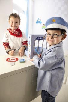 Haba Polizeiwache 2174, Rollenspiel für Kinder