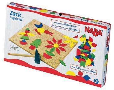 Haba Nagelspiel Zack 2310