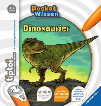 Ravensburger pockWiss:Dinosaurier      , tiptoi Bücher 006830