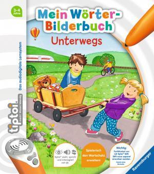 Ravensburger Wörter-Bilderbuch Unterw. , tiptoi Bücher 006885