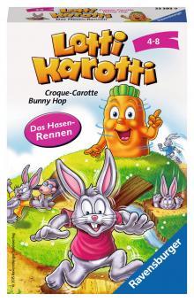 Ravensburger Lotti Karotti Wettrennen, Mitbringspiele 233939
