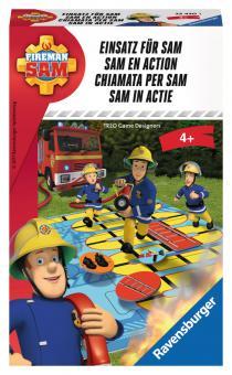 Ravensburger FS: Einsatz für Sam, Mitbringspiele 234301