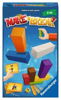 Ravensburger Make`n`Break (MBS), Mitbringspiele 234448