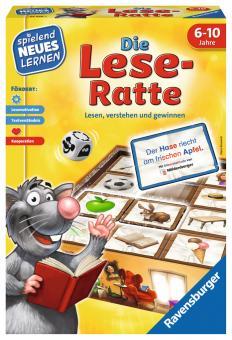 Ravensburger Die Lese-Ratte, Spielen und Lernen 249565
