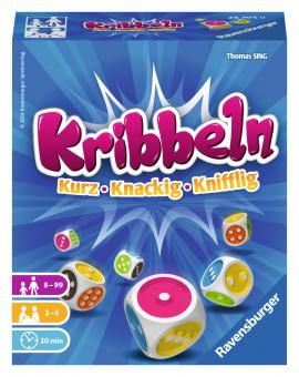 Ravensburger Kribbeln , Ravensburger® Kartenspiele 267040