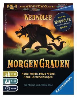 Ravensburger Werwölfe Morgengrauen, Ravensburger® Kartenspiele 267293
