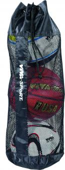 Viva Sport Ball-Netztasche für 3 Bälle