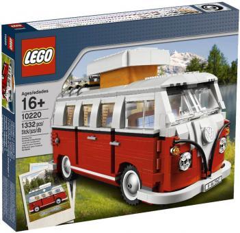 LEGO® Creator Expert Volkswagen T1 Campingbus 10220
