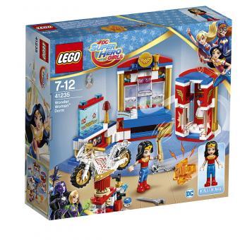 LEGO® DC Super Hero Girls™ Wonder Womans™ Schlafgemach 41235