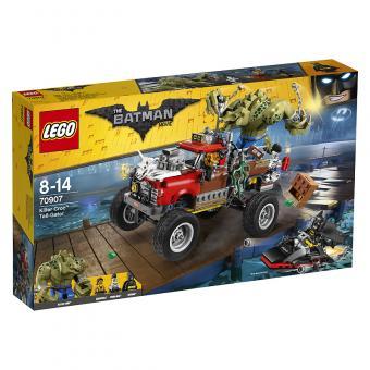 The LEGO Batman Movie™ Killer Crocs Truck 70907
