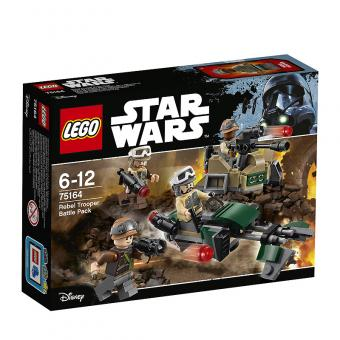 LEGO® Star Wars™ Rebel Trooper Battle Pack 75164