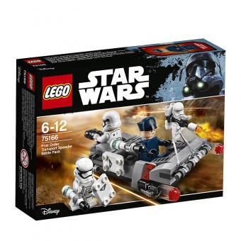 LEGO® Star Wars™ First Order Transport Speeder Battle Pac 75166