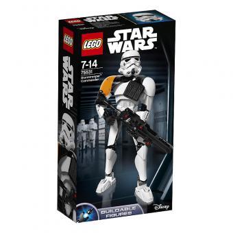 LEGO® Star Wars™ Stormtrooper™ Commander 75531