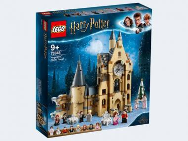 LEGO® Harry Potter™ Hogwarts™ Uhrenturm 75948