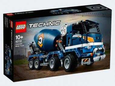 LEGO® Technic Betonmischer-LKW 42112