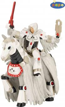 Papo Cyberknight horse Warrior 70117