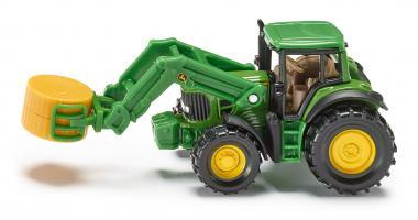 Siku Super Traktor mit Ballenzange 1379